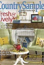 Annie's Wholesale - Country Sampler Country Sampler March 2015