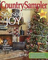 Country Sampler November 2015