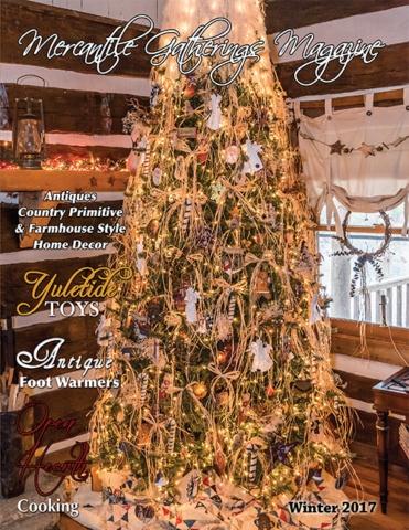 Mercantile Gathering Magazine, Winter/Holiday 2017