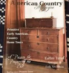 American Country Magazine American Country Magazine, Spring 2017