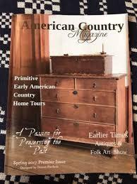 American Country Magazine American Country Magazine, Spring 2017