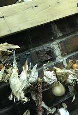 Homemade Garland, Harvest Gourd
