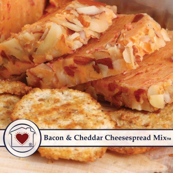 Country Home Creations Country Home Dip, Bacon & Cheddar Cheesespread