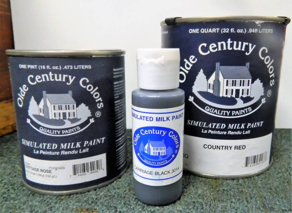 Olde Century Paint Olde Century Paint Acrylic Latex Milk Paint