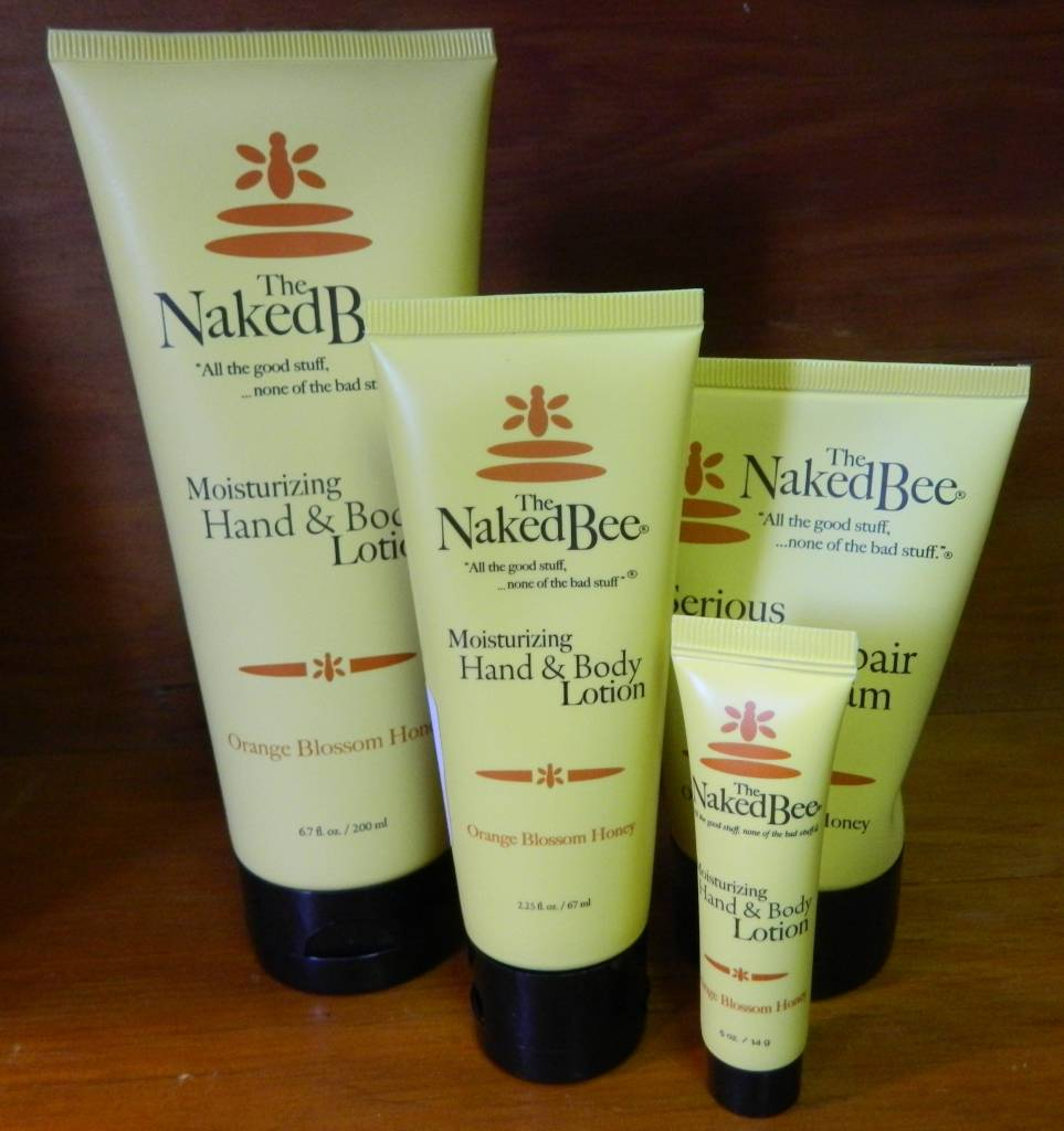 The Naked Bee Naked Bee Lotion & Cream