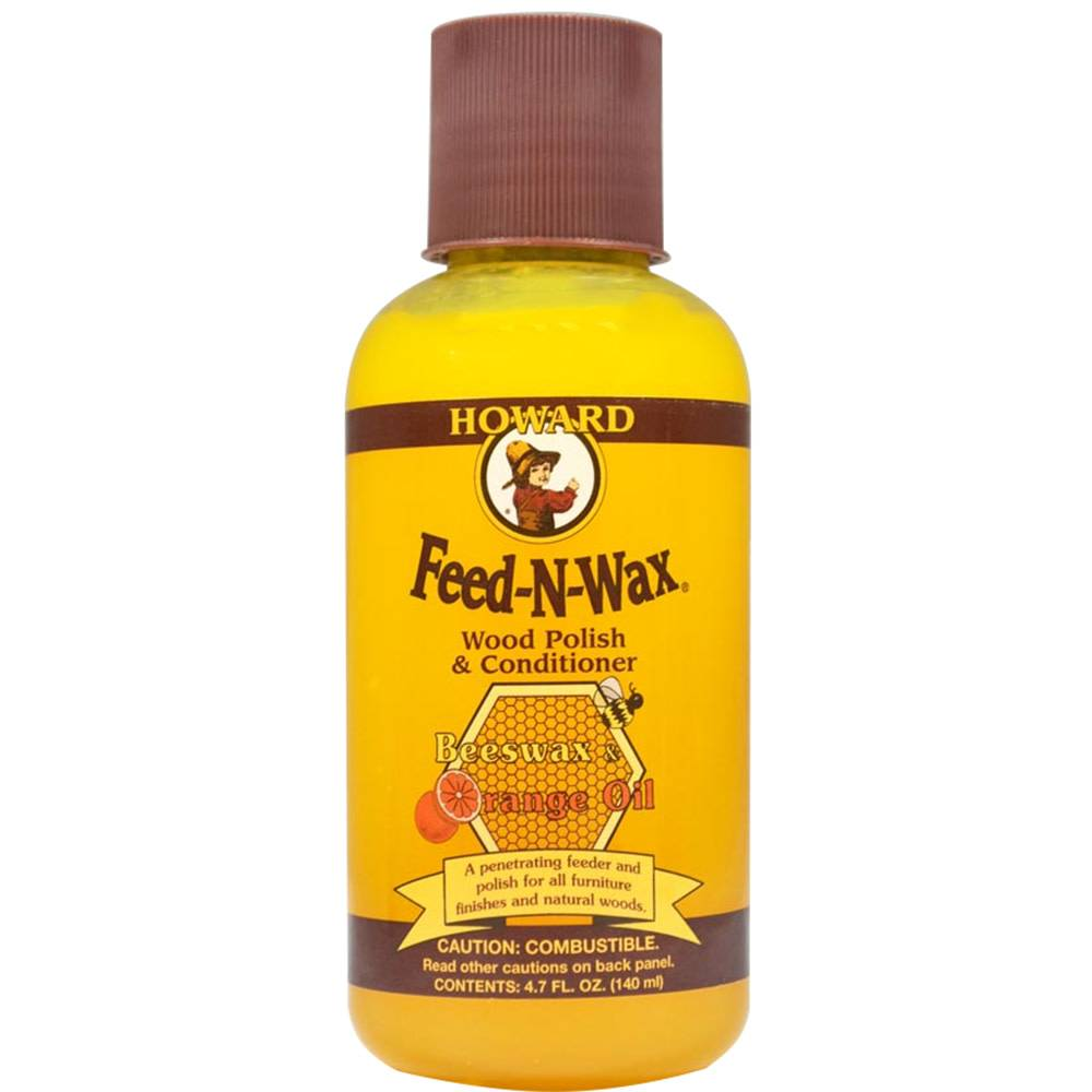 Howard Products Feed-N-Wax, 1/4 pint