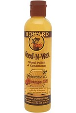 Howard Products Feed-N-Wax, 1/2 pint