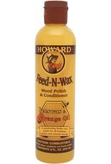 Howard Products Feed-N-Wax, 1/2 pint