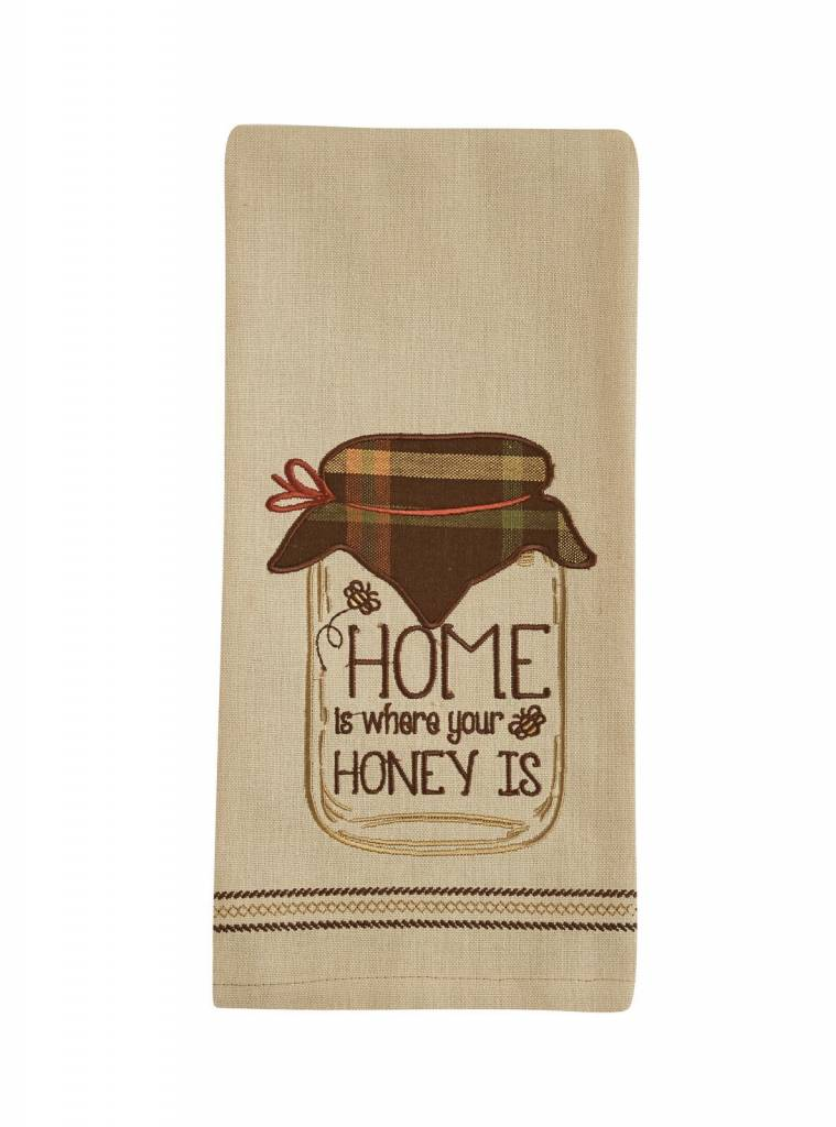 Park Designs Home is Where Dishtowel
