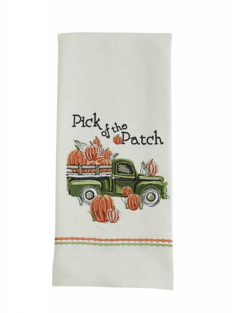 Park Designs Pick of the Patch Dishtowel