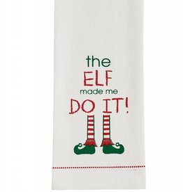 Park Designs The Elf Dishtowel