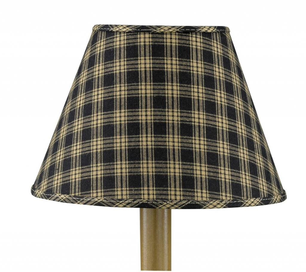 Park Designs Lampshade, Sturbridge Black 12