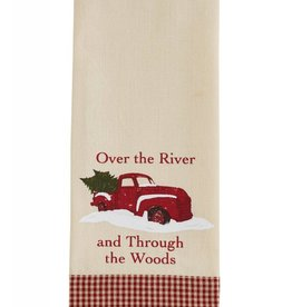 Park Designs Truck Dishtowel