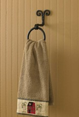 Park Designs Scroll Towel Ring