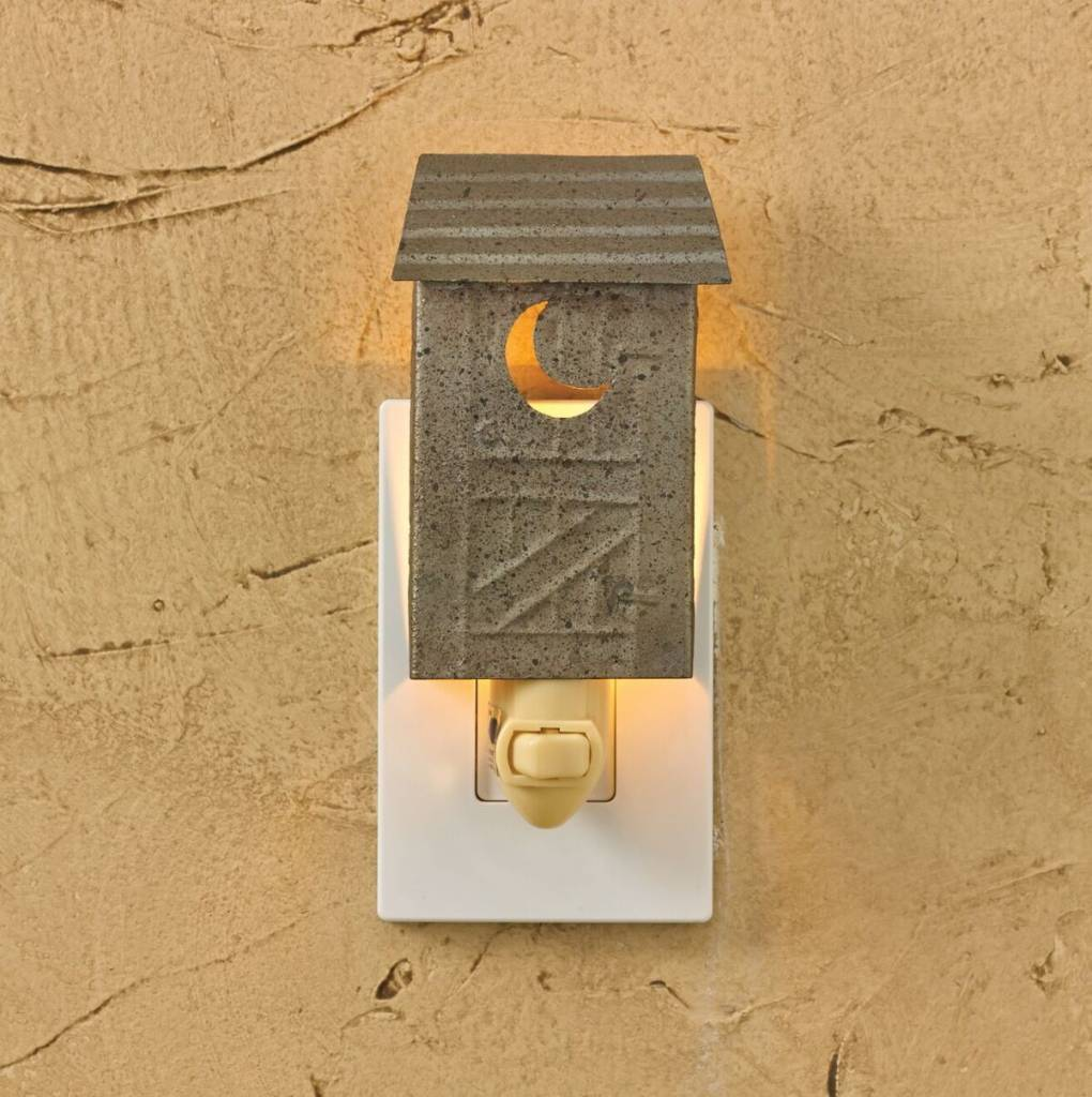 Park Designs Outhouse Night Light