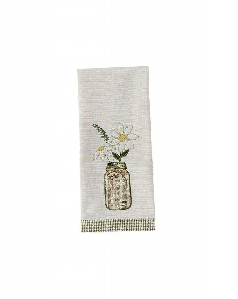 Park Designs Mason Jar Dishtowel
