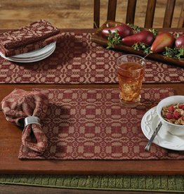 Park Designs Campbell Coverlet Wine Placemat