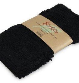 "Janey Lynn's Design, Inc. Baa Baa Black Shaggie, Set of 2 10""x10"""