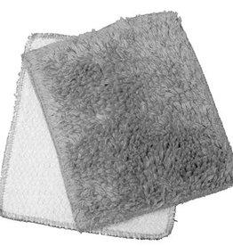 "Janey Lynn's Design, Inc. Goosie Gray Shrubbie, Set of 2   5""x6"""