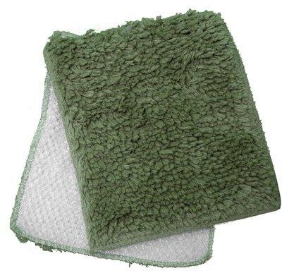 "Janey Lynn's Design, Inc. Green With Ivy Shrubbie, set of 2   5""x6"""