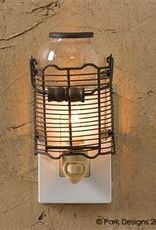 Park Designs Night Light, Wire Jar