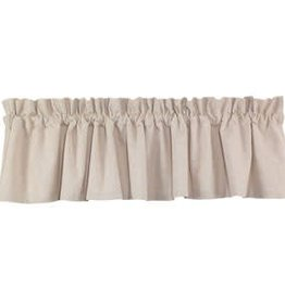 The Country House Collection Valance, Plain 'n' Simple