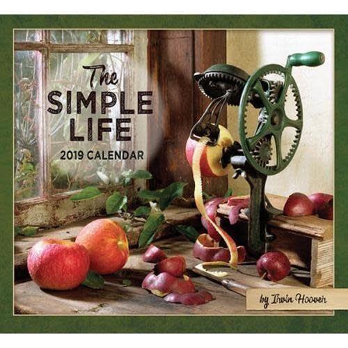 2019 The Simple Life Calendar