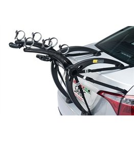 Saris Saris Bones 3-BikeTrunk Rack Black