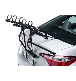 Saris Saris 1052 Sentinel Trunk Rack: 3-Bike Black