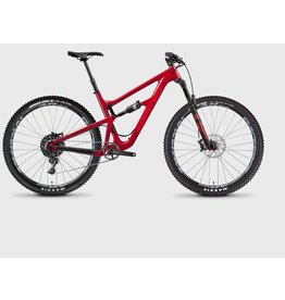 Santa Cruz Santa Cruz Hightower Carbon S-Build Red Large 2017
