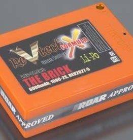 Trincorp. Llc REV2027-5 LiPo The Brick 2S 7.4V 6000mAh