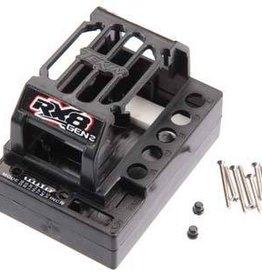 Team Tekin TT3831 RX8 Gen2 Case Set Black