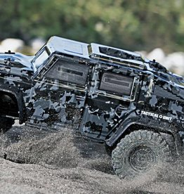Traxxas 82066-4 Traxxas TRX-4 Tactical 1/10 Scale Trail Rock Crawler w/Tactical Unit Body