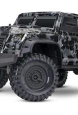 Traxxas 82066-4 Traxxas TRX-4 Tactical 1/10 Scale Trail Rock Crawler w/Tactical Unit Body
