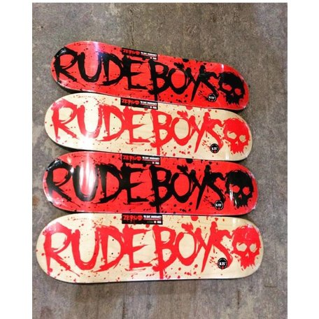 COLLAB RUDEBOYS X ZERO