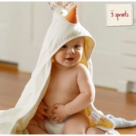 3 Sprouts 3 Sprouts Hooded Towel (8 Designs)