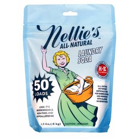 Nellie's All Natural Nellie's 50 Wash Soda Pouch