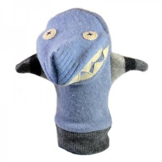 Cate & Levi Wool Felt Hand Puppet, Cate & Levi