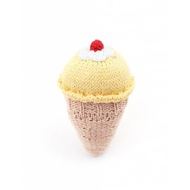 Pebble Pebble Ice Cream Rattle