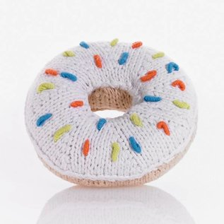 Pebble Pebble Donut Rattle