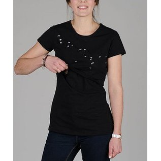Momzelle Nursing Top, BIRDS