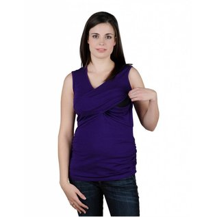 Momzelle Nursing Top LUCY