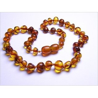 Amber Glow Amber Glow Baby Necklace