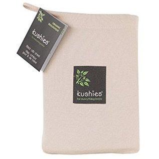 Organic Fitted Crib Sheet, Kushies