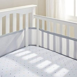 Breathable Baby Breathable Mesh Bumpers