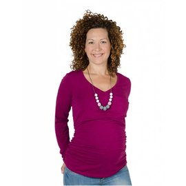 Momzelle Maternity/Nursing Top, RACHEL