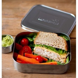 Lunchbots Uno Stainless Lunch Box