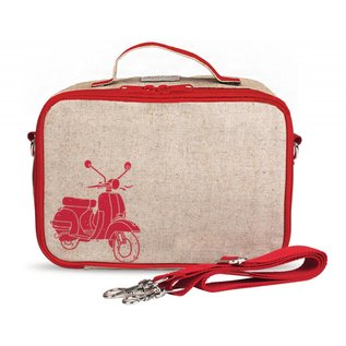 SoYoung Raw Linen Lunch Box (8 Designs)