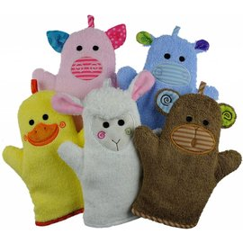 Zoocchini Bath Mitt (9 Designs)