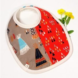 OKO Creations Absorbent Small Bib (8 Designs)